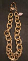 Golden Chain Necklass