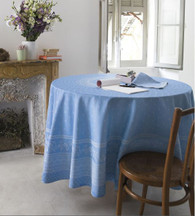 "91"" Round Tablecloth"