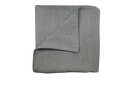 Sabbia Gridelin  Linen Tablecloth