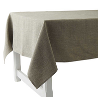 Pepite Gridelin Linen Tablecloth