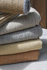 Pepite Gypse Linen Tablecloth