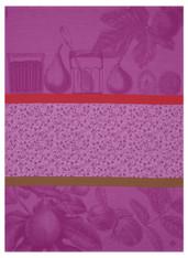 Confiture Purple Kitchen Towel