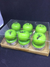 GREEN APPLES VOTIVES