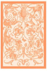 Tutti Frutti Kitchen Towel - Apricot
