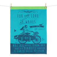 Surf - Kitchen Towel