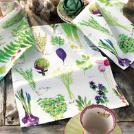 Mille Potager Kitchen Towel