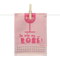 Tapas Napkins - La Vie En Rosé (Set of 6)