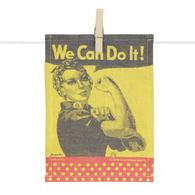Tapas Napkins - We Can Do It (Set of 6)