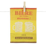 Tapas Napkins - Biere Qui Roule (Set of 6)