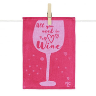 Tapas Napkins - All You Need Is Wine (Set of 6)