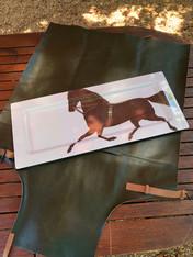 Horse Serving Platter