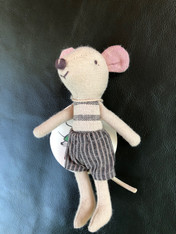 Mouse with Stripe Shorts