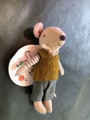 Mouse with Vest & Pants