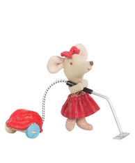 Nut Vacuum for Mouse