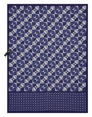Bistronome Kitchen Towel Blue Jules