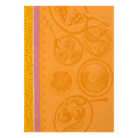 Delices Gourmands Kitchen Towel - Apricot
