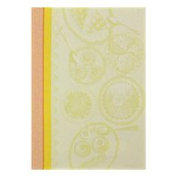 Delices Gourmands Kitchen Towel - Lemon