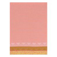 Desirs Gourmands Hand Towel - Peach