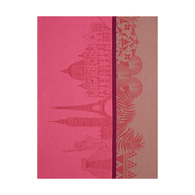 Escapade Kitchen Towel Pink