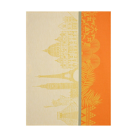 Escapade Kitchen Towel Yellow