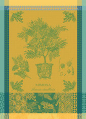 Mimosa Jaune Kitchen Towel