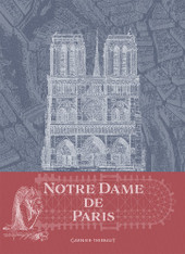 Notre Dame de Paris Kitchen Towel