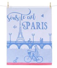 Sous le ciel de Paris - Kitchen Towel