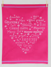 Grand-mere - Kitchen Towel