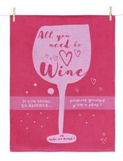 Wine 2019 - Kitchen Towel