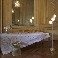 Haute Couture Gold Swarovski Cristal