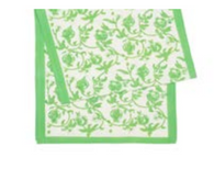 Granada Green Table Runner