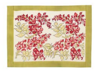 Wisteria Green Pink Placemats