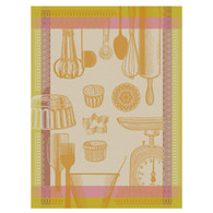Chef Patissier Ustensiles Macaron Kitchen Towel