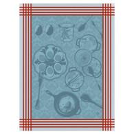 Oeufs Recettes Azur Kitchen Towel