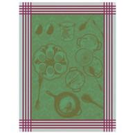 Oeufs Recettes Emerald Kitchen Towel