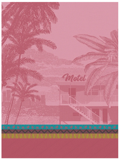 Voyage en Californie Candy Kitchen Towel