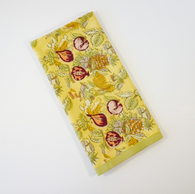 Tutti Frutti Yellow Green Napkins, set of 6