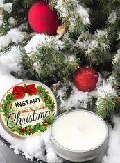 Candle - Christmas
