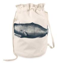Whale Bag, White