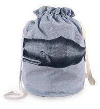 Whale Bag, Blue
