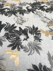 Birds and Bee Tablecloth