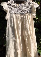Handstitched Dress