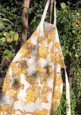 Vineyard Yellow/Green Apron