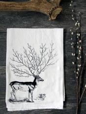 Kitchen Towel - Reindeer