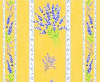 Linear Print Tablecloth