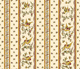 Rectangular Linear Print