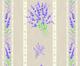 Detail of Linear Print Rectangular Tablecloth