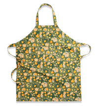 Fruit Yellow Green Apron