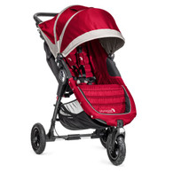 'Baby Jogger' City Mini GT- Crimson/Gray