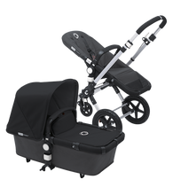 'BUGABOO' Cameleon3 Base- Aluminum/Dark Grey